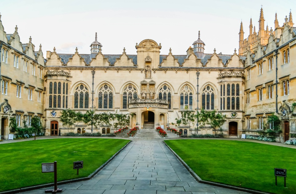 Photos of Oxford